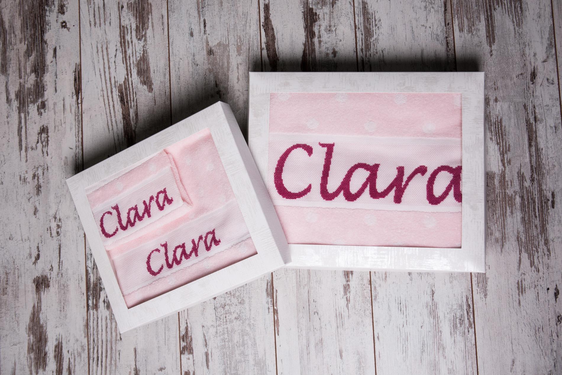 Geschenkset Mädchen personalisiert